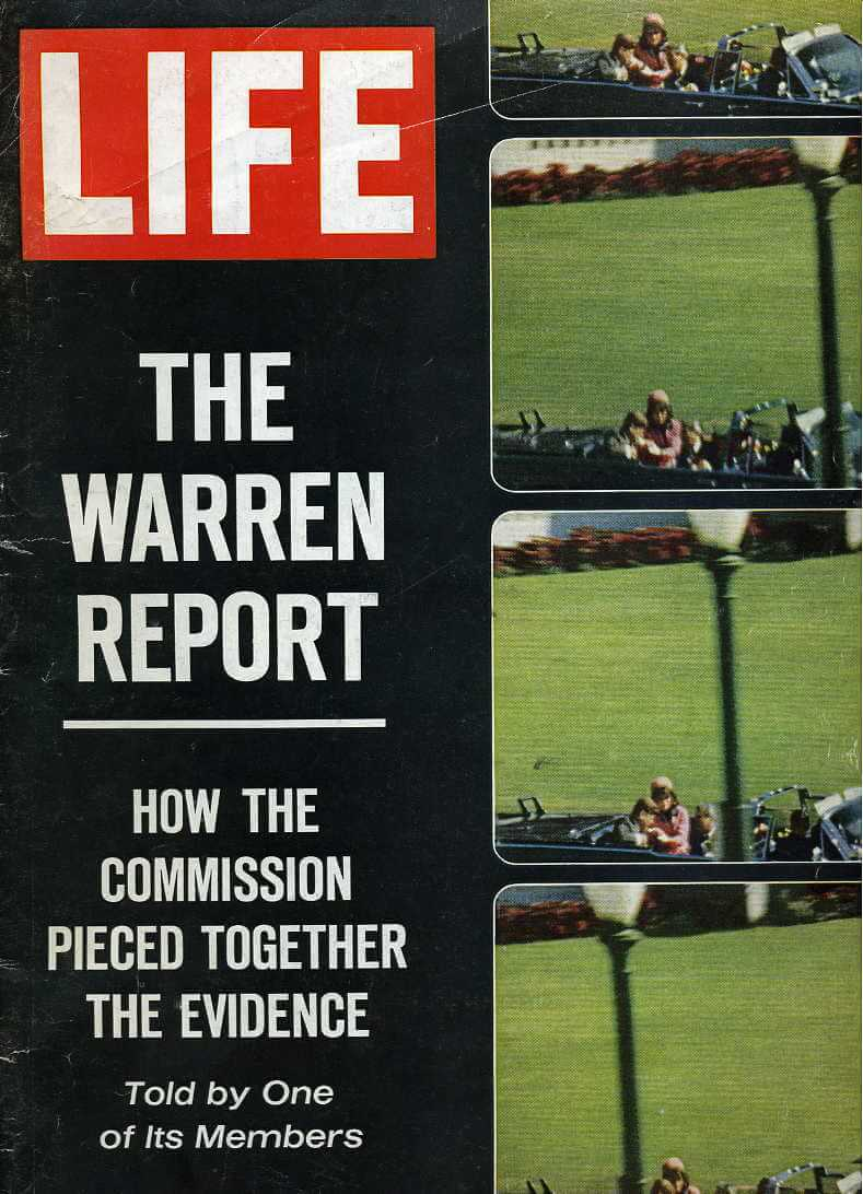 life warren report