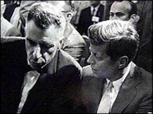 Galbraith and JFK