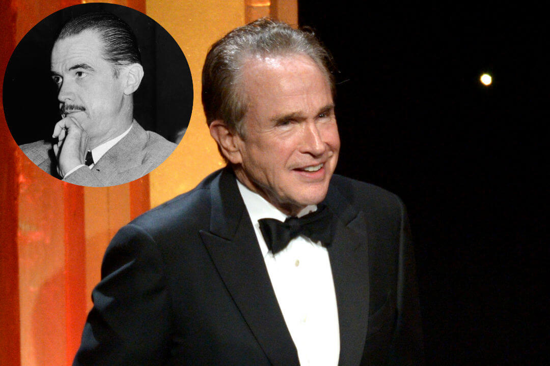 Howard Hughes Warren Beatty