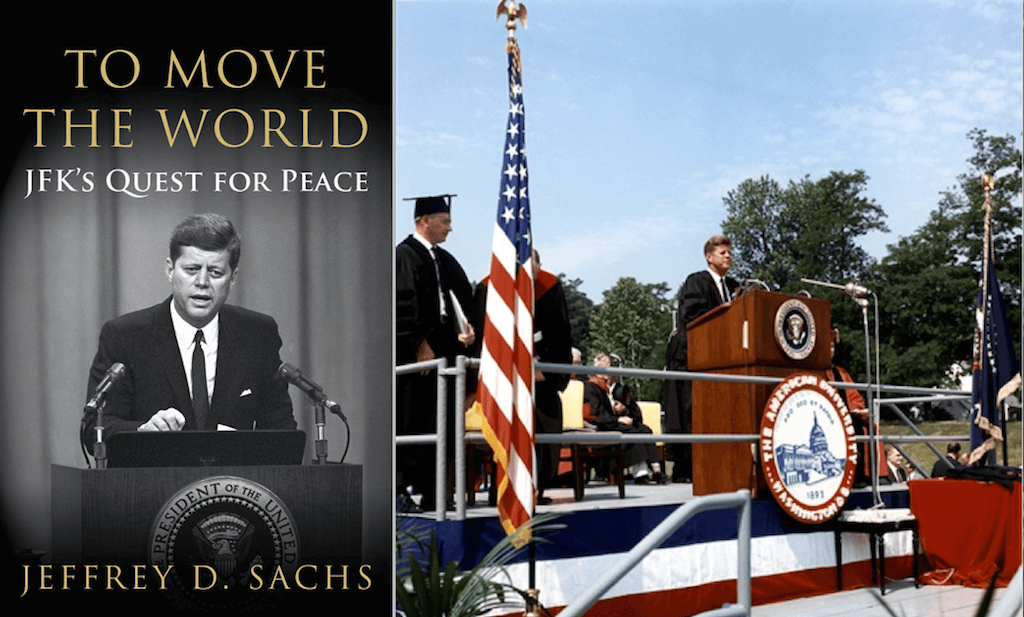 JFK's Quest For Peace