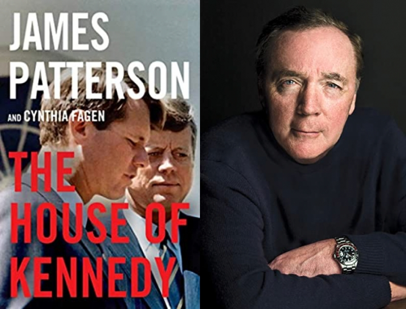 The House of Kennedy, by James Patterson and Cynthia Fagen
