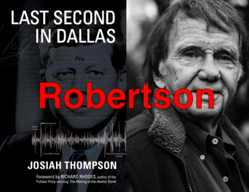 A Review of Last Second in Dallas by Josiah Thompson