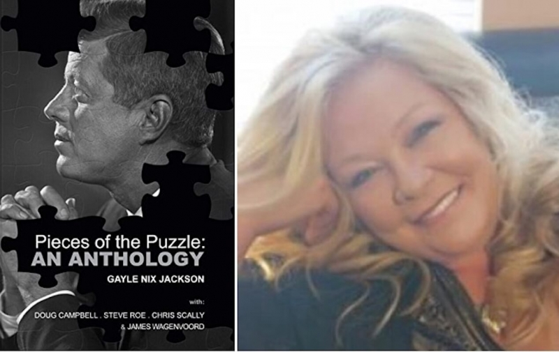 Gayle Nix Jackson, Pieces of the Puzzle: An Anthology, (2017)