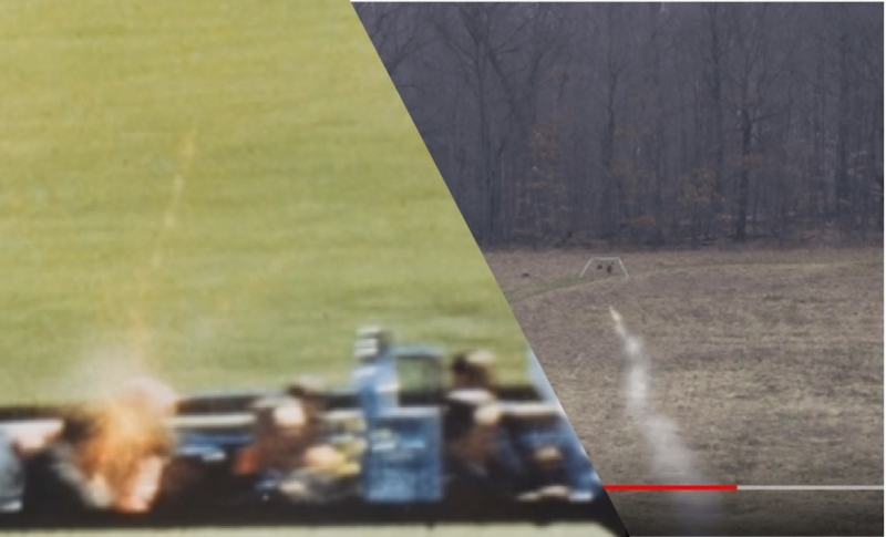 Bullet Trails on the Zapruder Film?