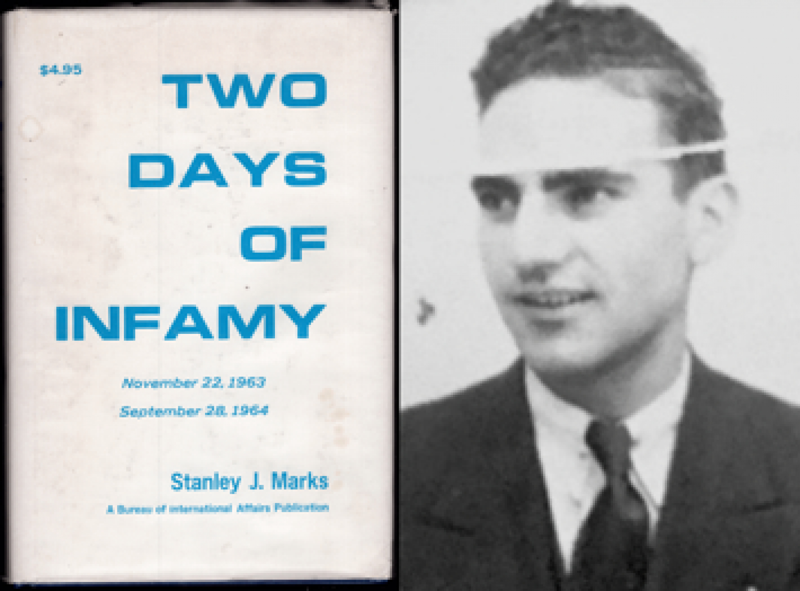 The Stanley Marks Revival: The Prophecies of Murder Most Foul! and Two Days of Infamy