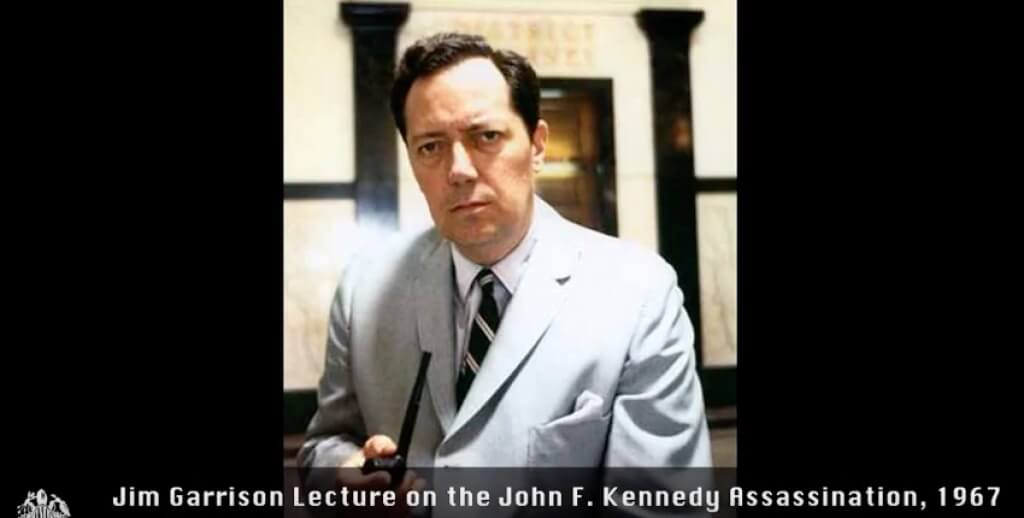 Jim Garrison on the JFK Assassination (1967) with better audio