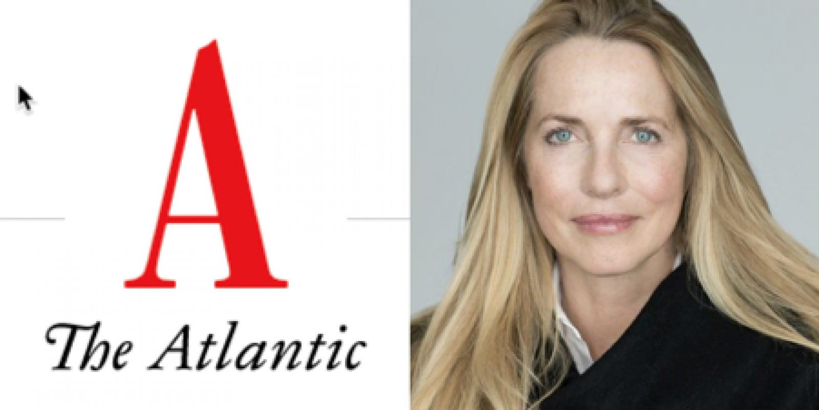 Laurene Jobs and The Atlantic Go All In