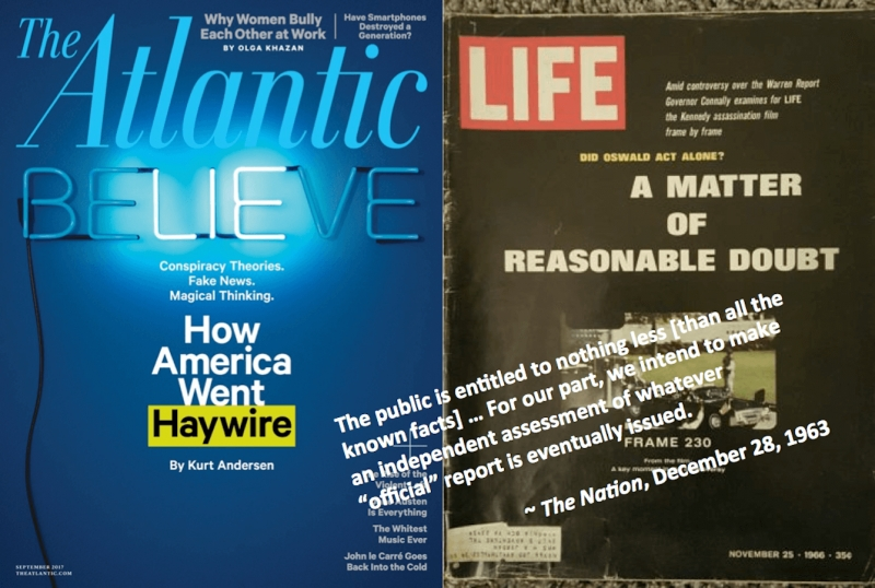 How The Atlantic Monthly and Kurt Andersen Went Haywire