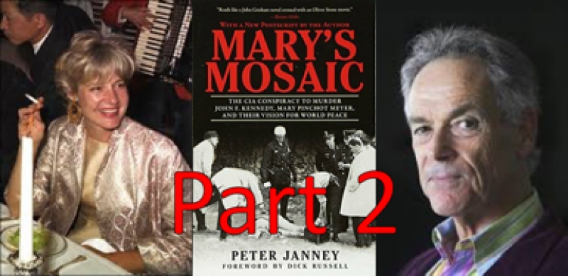 Peter Janney, Mary's Mosaic (Part 2)