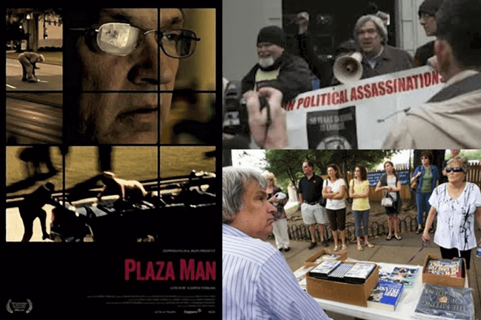 Plaza Man: Robert Groden vs. the City of Dallas