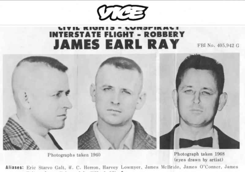 VICE News Botches the King Case