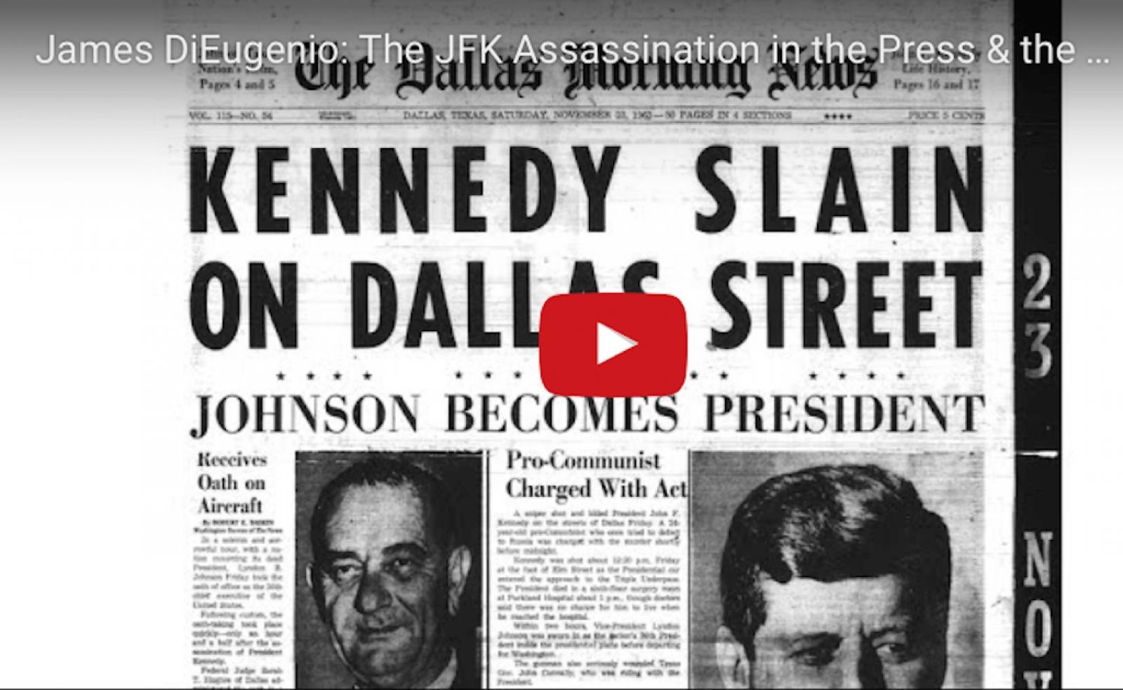 essay on john f kennedy assassination