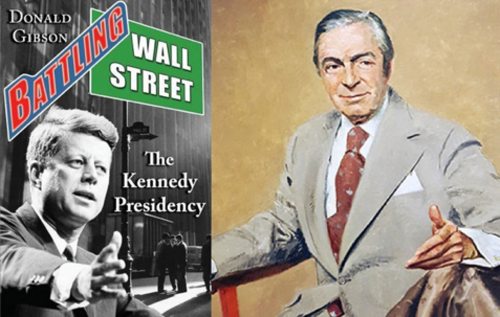 James Saxon and John Kennedy vs. Wall Street