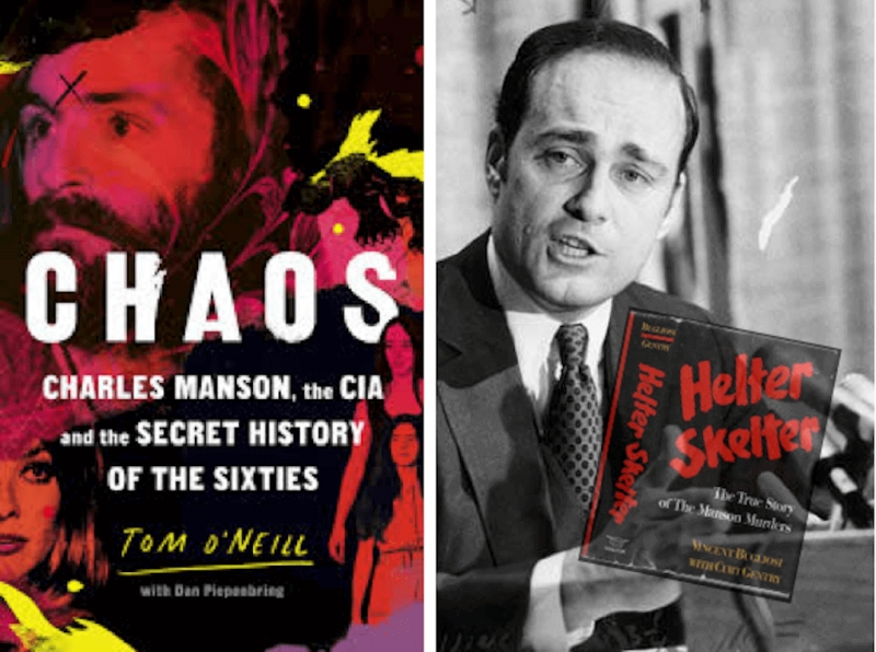 Vincent Bugliosi, Tom O'Neill, Quentin Tarantino, and Tate/LaBianca, Part 1