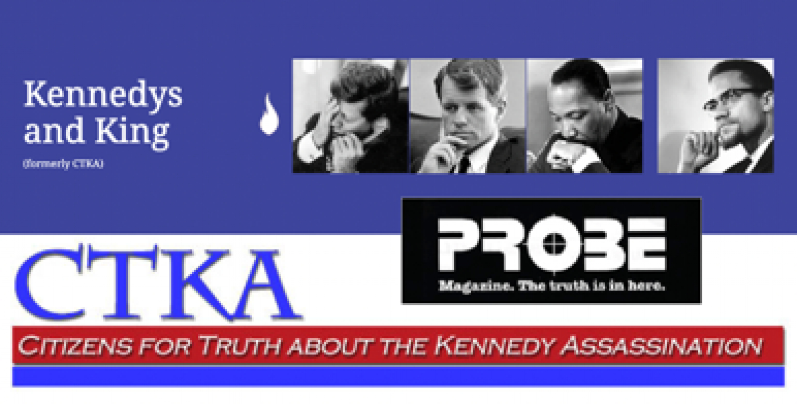 25th Anniversary of Probe/CTKA/KennedysAndKing