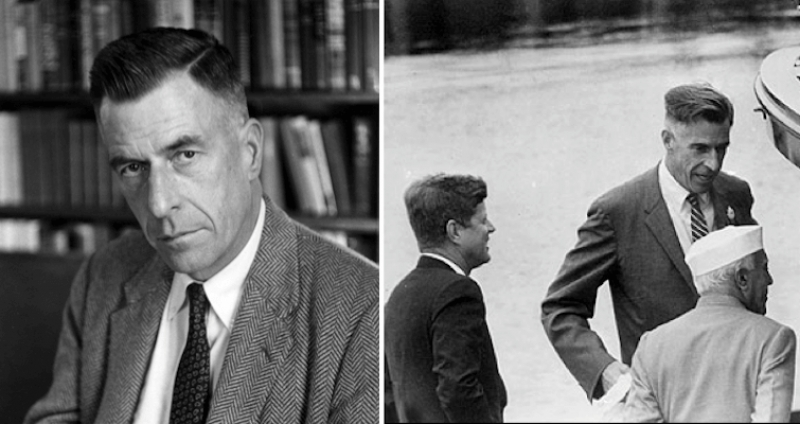 John Kenneth Galbraith:  A Hero in our Time
