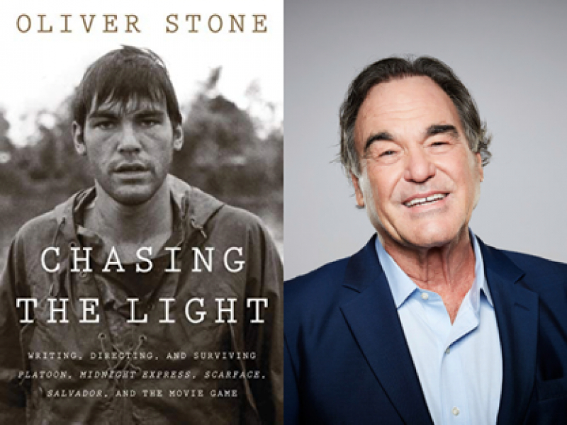 Oliver Stone's Chasing the Light