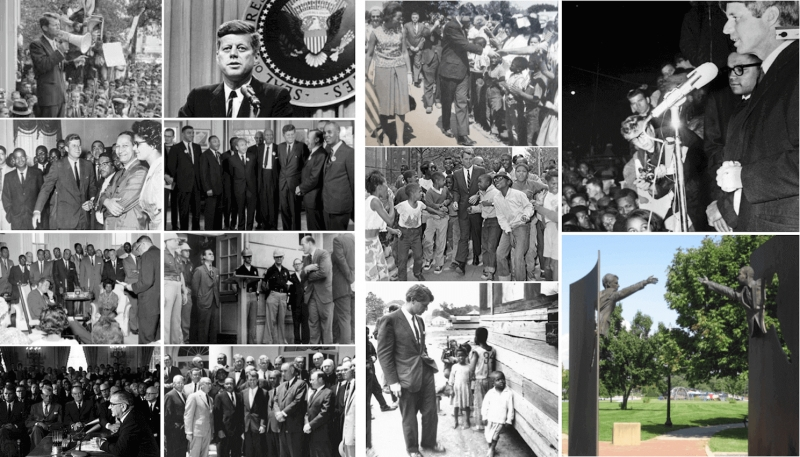 The Kennedys and Civil Rights:  How the MSM Continues to Distort History, Part 4