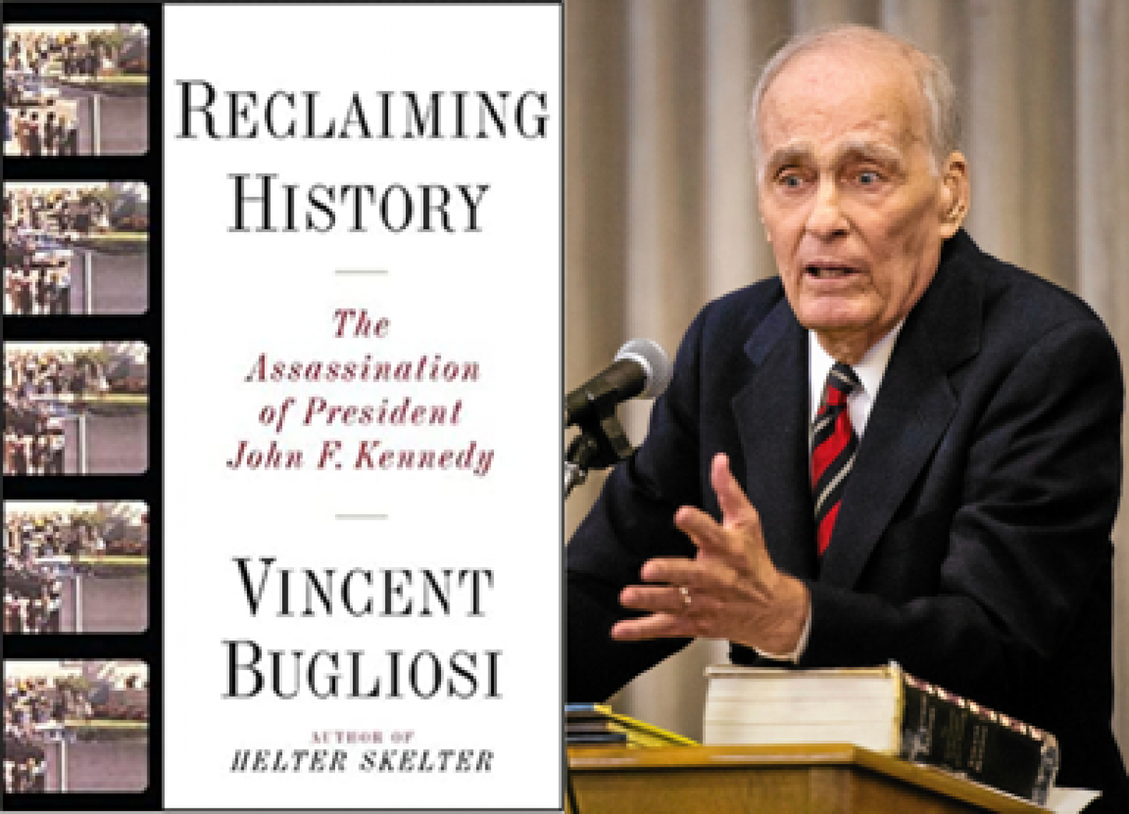 Bugliosi on the Kennedy Autopsy:  Twenty shades of pride and prejudice