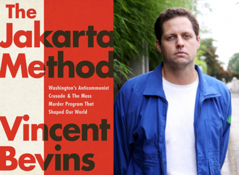 The Jakarta Method by Vincent Bevins