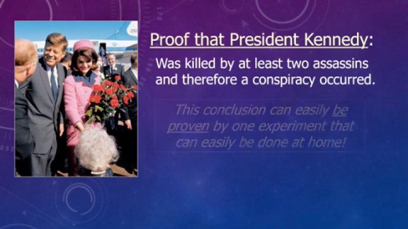 Proof of Conspiracy in JFK Assassination (Rev)