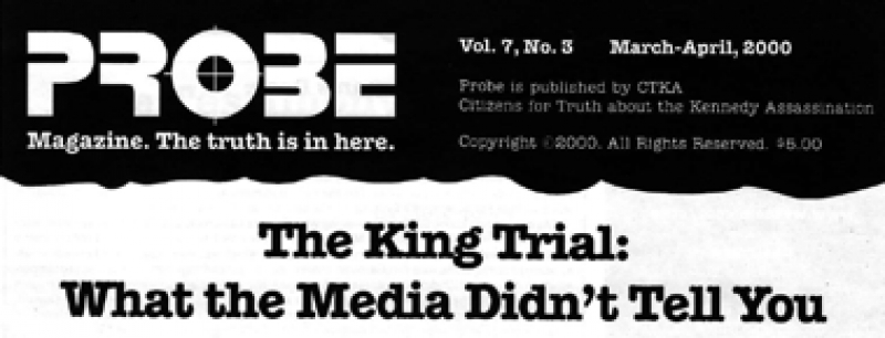 The King Trial:  What the Media Didn't Tell You