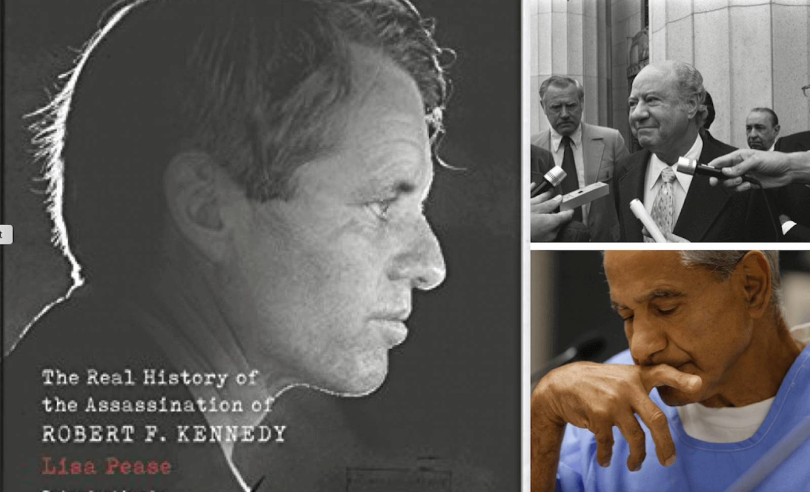 Lisa Pease, A Lie Too Big to Fail: The Real History of the Robert Kennedy Assassination