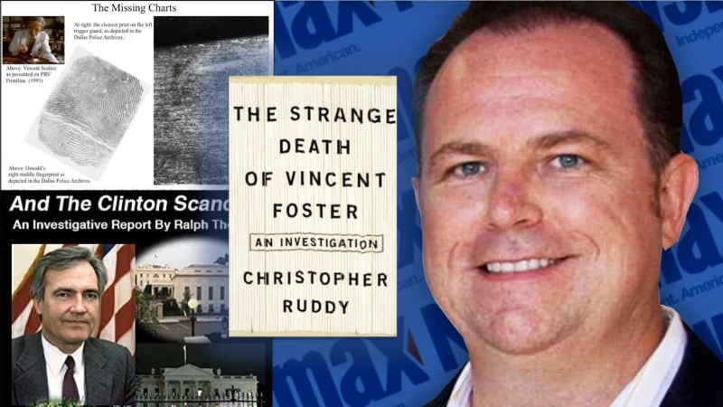 Vince Foster, JFK and the Rise of Chris Ruddy