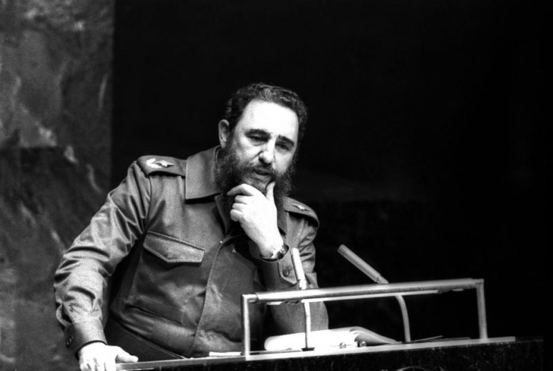 Castro Figured Out The JFK Case in Five Days: Speech of November 27th, 1963