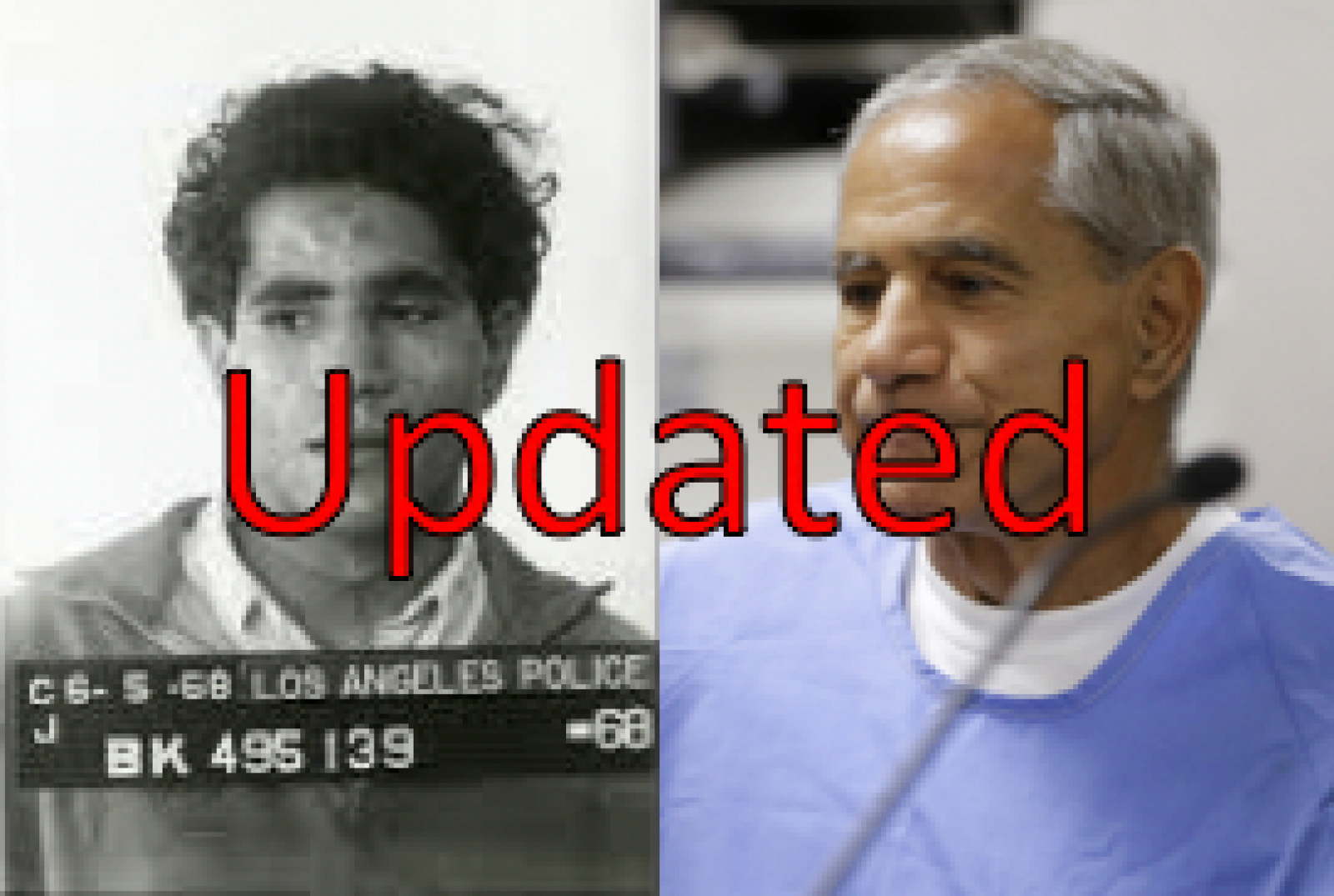 Sirhan's Upcoming Parole Hearing
